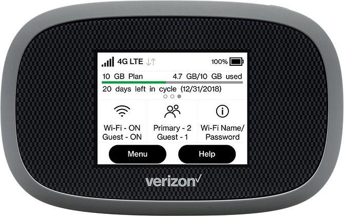 4G LTE Verizon MiFi