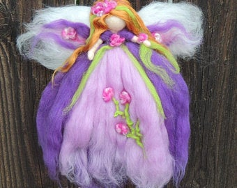 Purple Plum Fairy