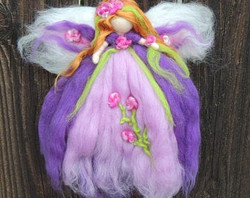 Purple Plum Fairy