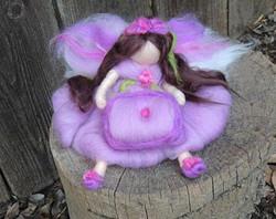 Tooth Fairy purple