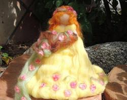 Ethereal Spring Garden Maiden