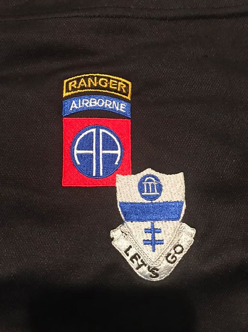 325 Ranger Embroidered Polos