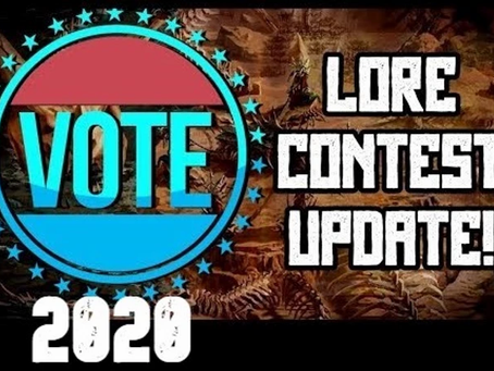 2020 Lore Competition Finalists!!!