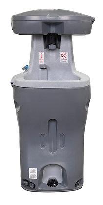 Dual Hand Washing Stations