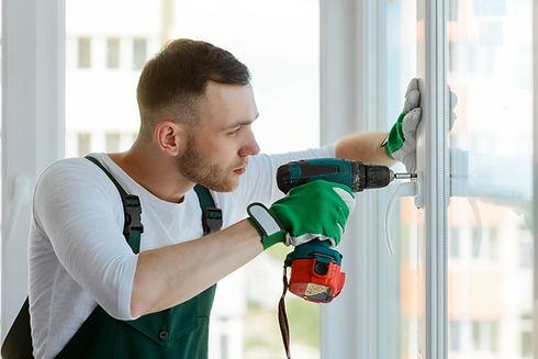 Window drilling