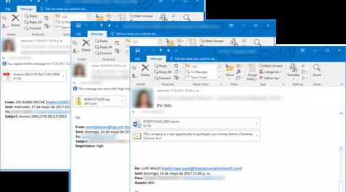 Sé más astuto que el ransomware: cómo averiguar si un archivo es malicioso