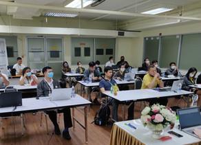 บรรยากาศ Training บุคคลากรด้าน Machine Learning ณ สถาบันเทคโนโลยีป้องกันประเทศ