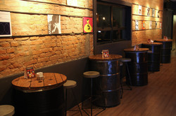 Área bar superior