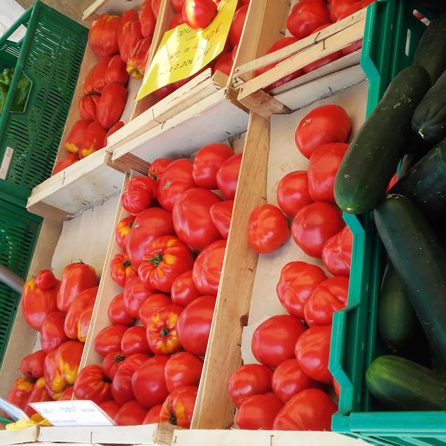 トマト きゅうり