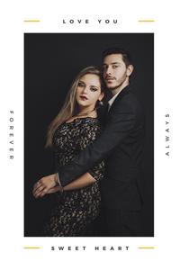 ritratto di coppia milano fotografia promo san valentino