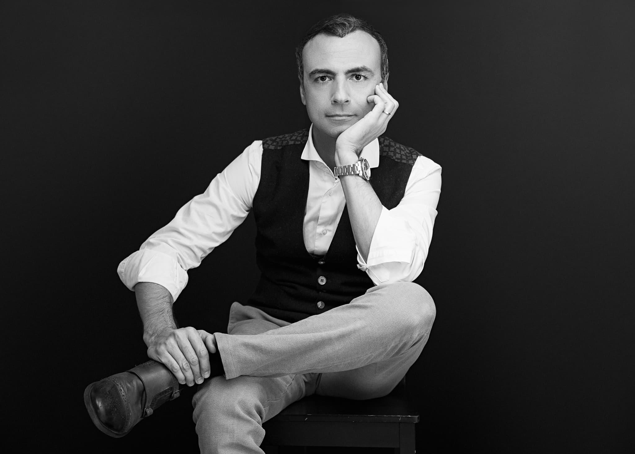 personal branding fotografia milano