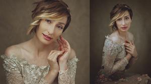 fotografia di ritratto milano bellezza donna