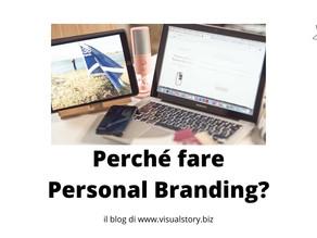 Perché fare Personal Branding?