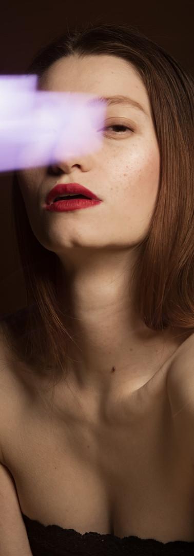 ritratto beauty di ragazza milano federica nardese fotografo fotoritratto
