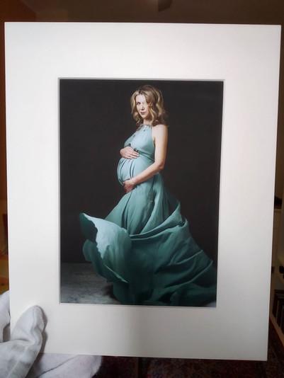 maternità fotografia ritratto artistico milano