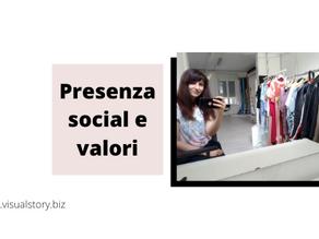 Presenza social e valori