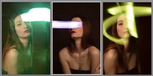studio mixed light ritratto beauty milano