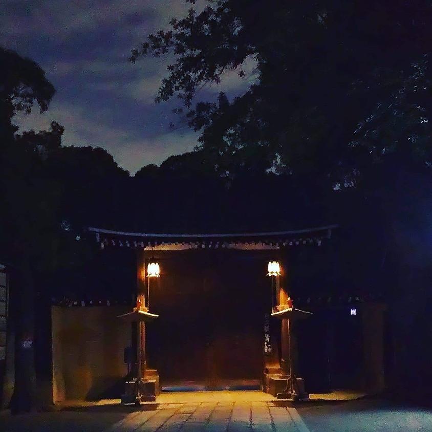 杭全神社謡奉納「田村」
