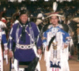 Native American Dance Regalia