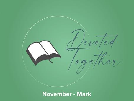 Mark 3:20-34  | Devoted Together