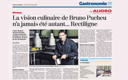 Tribune Bruno rectiligne