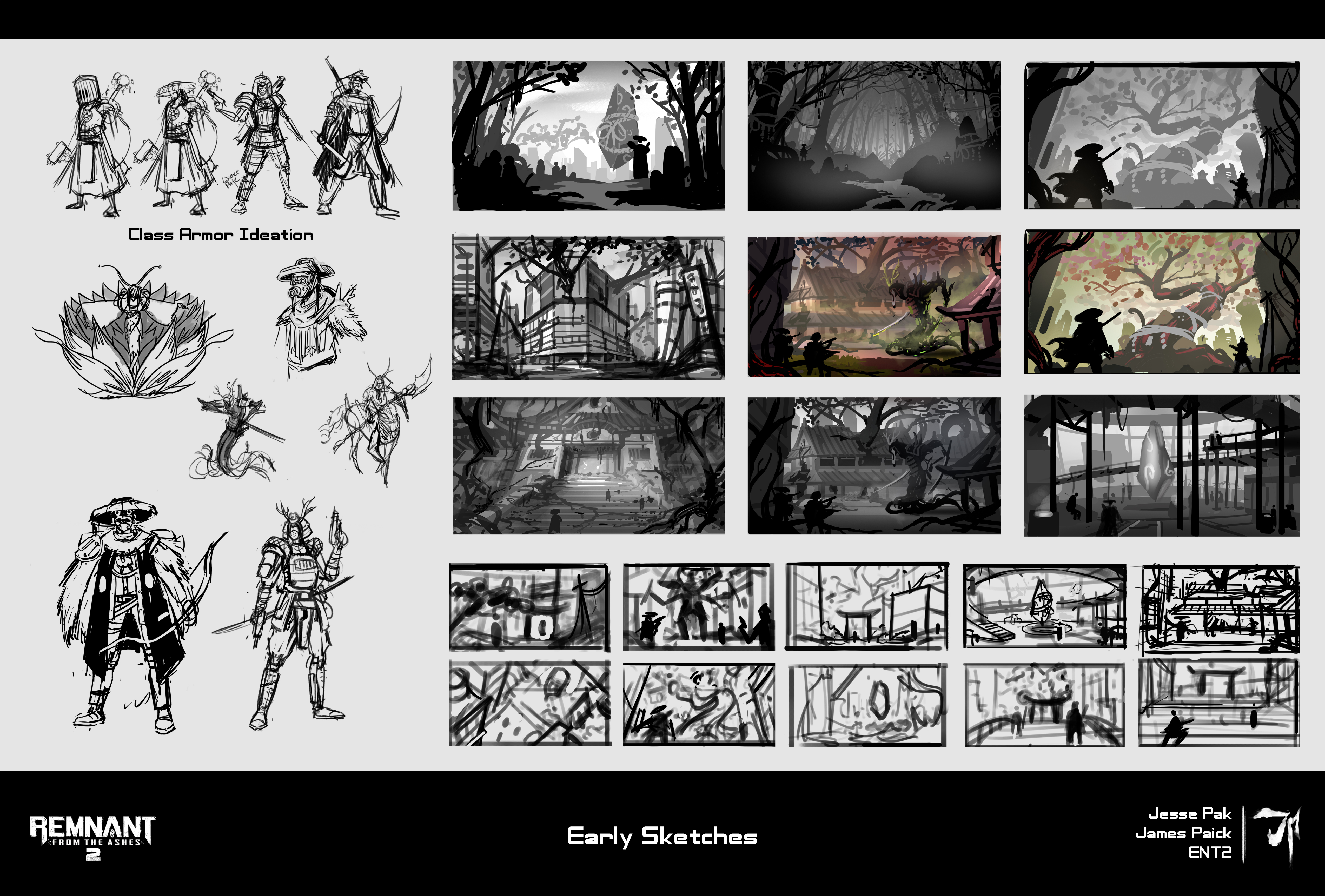 2. Early Explorations