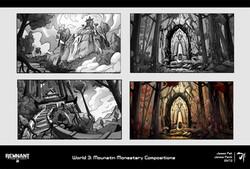 8. World 3 Sketches