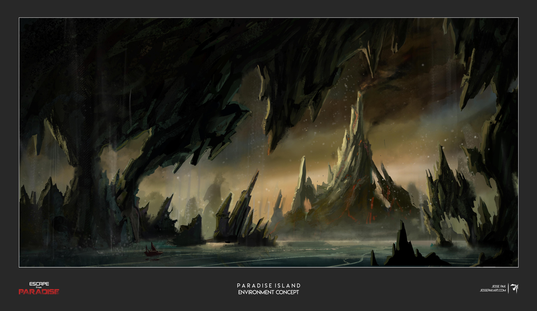 Paradise Island_Label_Vers
