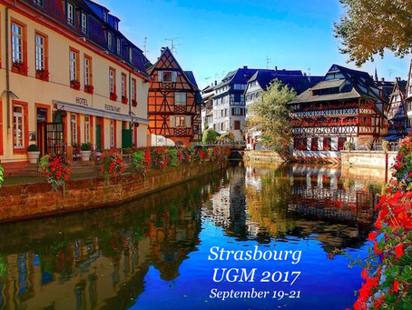 Join us for the 2017 MedeA User's Group Meeting in Strasbourg, France!