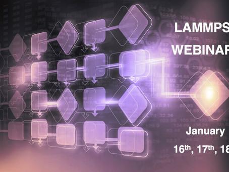 Webinar: Harness the Power of LAMMPS Molecular Dynamics Code with MedeA