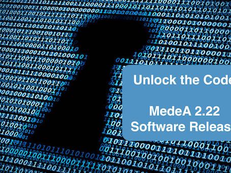 New Software Release: MedeA 2.22 Unlock the Code