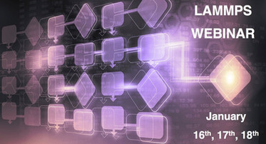 Harness the Power of LAMMPS Molecular Dynamics Code with MedeA