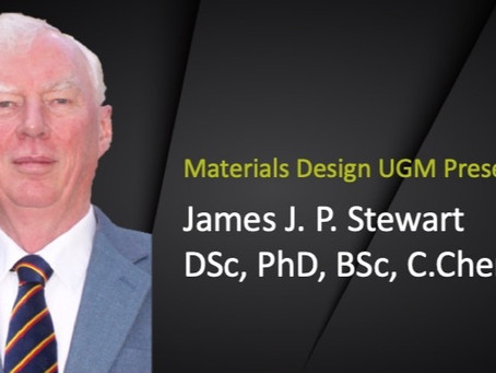 UGM Presenter Spotlight: James Stewart