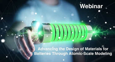 Advancing the Design of Materials for Batteries Through Atomic-Scale Modeling
