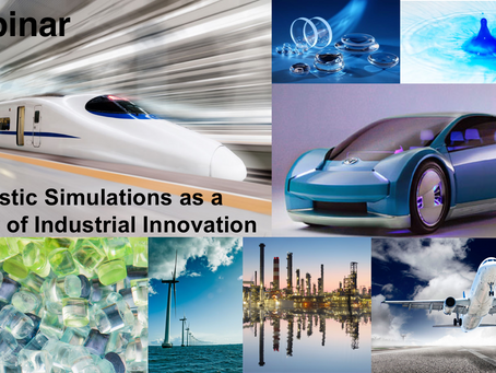 Webinar: Atomistic Simulations as a Driver of Industrial Innovation