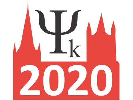 Materials Design Sponsors Psi-k 2020