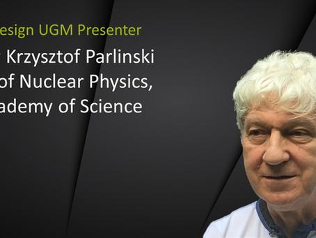 UGM Presenter Spotlight: Krzysztof Parlinski