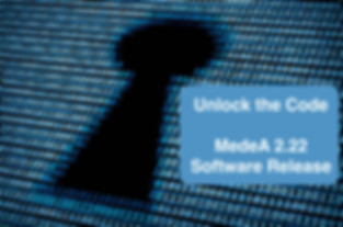 MedeA 2.22: Unlock the Code