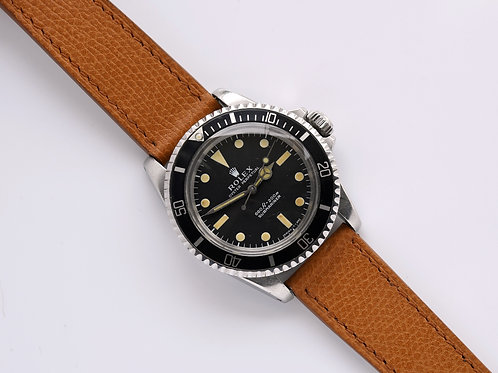 Rolex Submariner 5513 1972 Unpolished