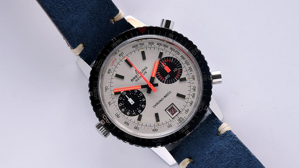 Breitling Chrono-Matic Cal 11 Panda Chronograph