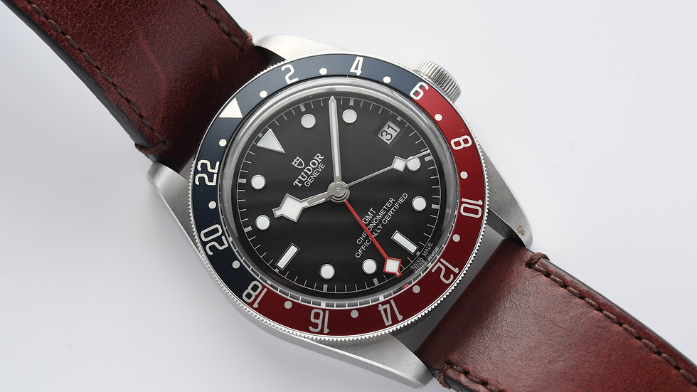 Tudor Black Bay GMT 79830RB Box Papers