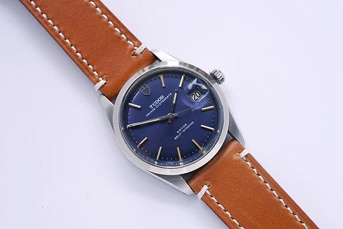 Tudor Oyster Prince 7966 Rare Blue Dial 1967
