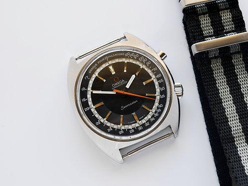 Omega Chronostop 145.007 Pulsations Chronograph