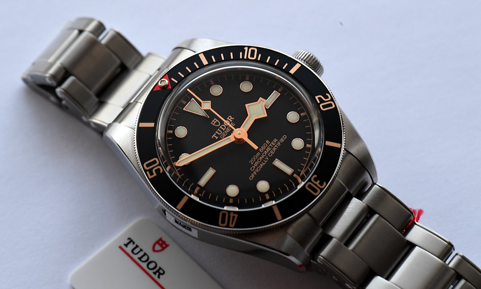 Tudor Black Bay Fifty Eight 58 New Box Papers