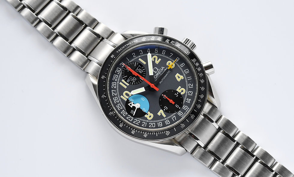Omega Speedmaster Triple Date Mark 40  3520.53