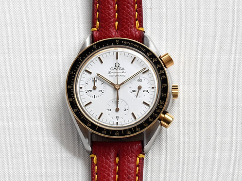Omega Speedmaster Reduced Two Tone