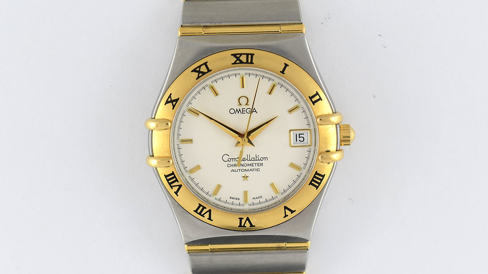 Omega Constellation Two Tone 1201.30.00 2009