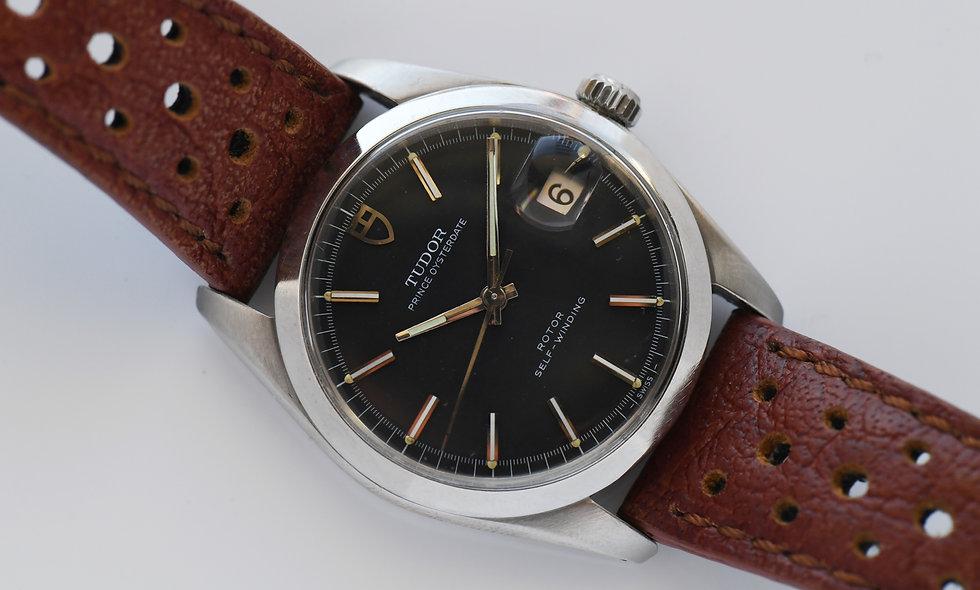 Tudor Oysterdate Prince 7996/0 1968 Black Dial
