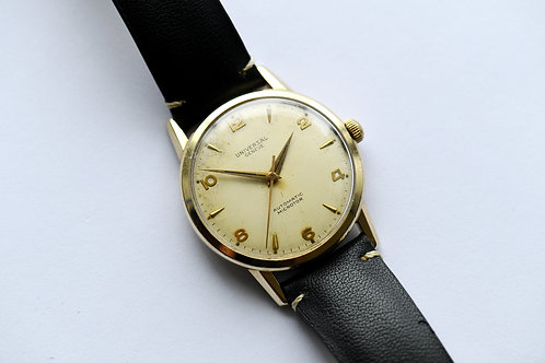Universal Geneve Micro Rotor American Gold Filled Case