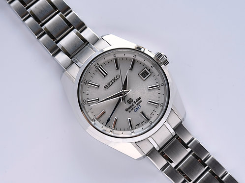 Grand Seiko GMT SBGJ-001 Automatic Box Papers 2018